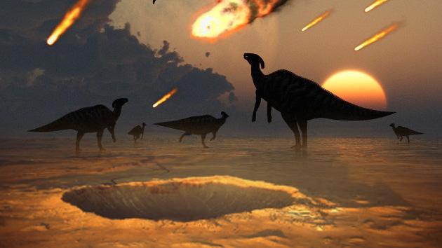 Extinccion de Los Dinosaurios