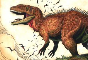 Carcharodontosaurus 3