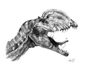 Dilophosaurus 2