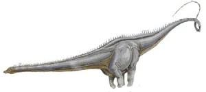 Seismosaurus 2