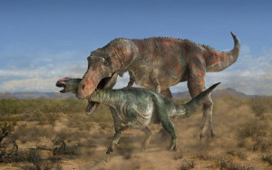 tarbosaurus_by_ministerart