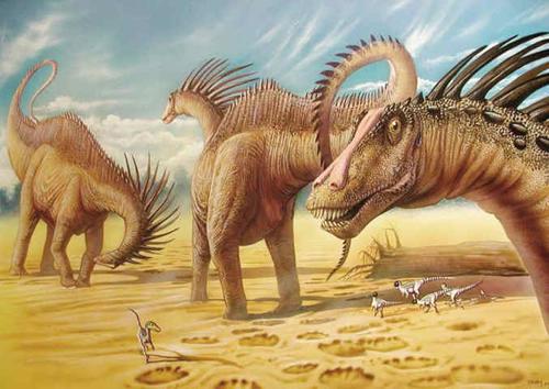 Resultado de imagen para Amargasaurus
