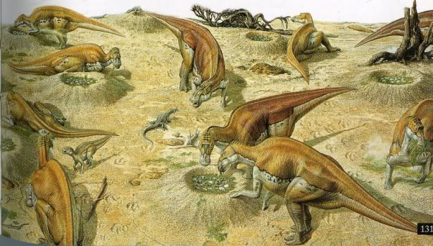Resultado de imagen de maiasaura